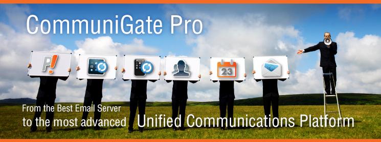 CommuniGate Pro Unified Communications